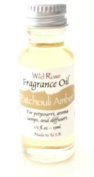 Patchouli Amber - Wild Rose Fragrance Oil Home Collection