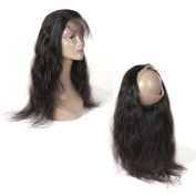Soft Feel Hair 360 Lace Frontal Closure Brazilian Virgin Body Wave Hair Weave Lace Frontal With Elastic Natural Hairline