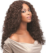 SENSATIONNEL 100% PREMIUM fibre SYNTHETIC CUSTOM LACE FRONT WIG - ITALIAN CURL