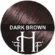 Hair Fusion Fibres 28g/.2900ml Dark Brown - Thickens Balding or Thin Hair