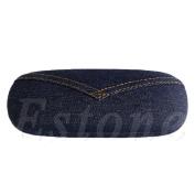 Niceskin Portable Eye Glasses Sunglasses Hard Case Protector, Cloth Fabric