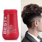 Styling Fluffy Powder for Natural Increase Hair or Wig Volume Matt Hair Wavy Extension, 2 Box