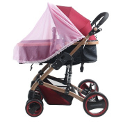 Baby Stroller Mosquito Insect Shield Net Safe Infants Protection Mesh