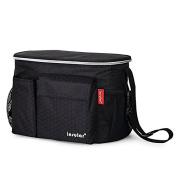 Next-shine Stroller Organiser Waterproof Insulation Storage Mummy Shoulder Bag