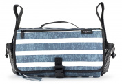 Anvy & Me Stroller Organiser Nappy Bag, Stripes