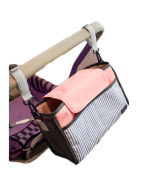 iSuperb Stroller Organiser Bag Stroller Accessories Baby Nappy Stroller Bag Buggy Organiser Storage