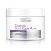 Bielenda Professional DIAMOND Face Algae Mask - DIAMENTOWA Maska Algowa do Twarzy 190 g +GIFT