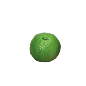 Gift Soap Handmade Scented Green Lime Greeting Tag 160GRAMM