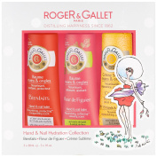 Roger and Gallet Gifts and Sets Hand and Nail Hydration Collection 3 x 30ml