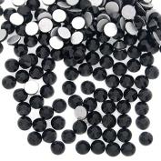 AD Beads Crystal Rhinestones 1440pcs Flatback No Hotfix Nail Art (AB, Clear, Jet, & Mix) (SS10