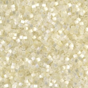 Miyuki Delica 11/0 Cylinder Seed Beads - Cream Silk Satin - DB0672 5 grammes