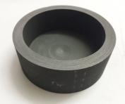 OTOOLWORLD 99.9% Purity Graphite Evaporating Dish Graphite Evaporation Crucible Cup Graphite Distillation Bowl