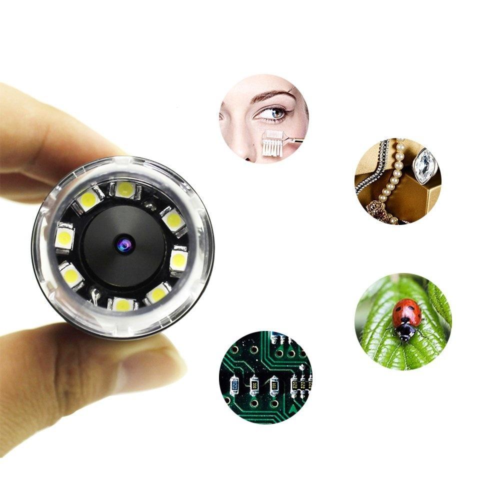 jiusion digital microscope driver windows 10