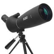 Aomekie AO4019 25-75X70 Zoom Spotting Scope with Tripod Long Range Target Shooting Bird Watching Monocular Telescope HD Optical Glass FMC Lens