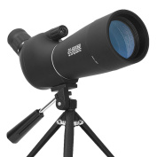 Aomekie AO4018 20-60X60 Zoom Spotting Scope with Tripod Bird Watching Hunting Shotting Monocular Telescope HD Optical Glass FMC Lens