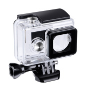 Suptig Waterproof Case Underwater Waterproof Protective Housing for Yi Action camera Xiaomi Xiaoyi CameraSuptig Waterproof Case Underwater Waterproof Protective Housing for Yi Action camera Xiaomi Xiaoyi Camera