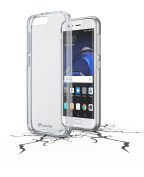 CellularLine Clear Duo Backcover suitable for