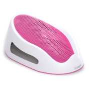 Angelcare Baby Soft Touch and Comfortable Bath and Seat Support - Pink