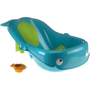 Fisher-Price Infant-to-Toddler Precious Planet Whale Bathing Bath and Seat Tub