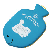 Huge Pampering Safe BLUE Baby Bath Kneeler for Parents Unique Attractive Design Bathtub Pad Available also in Pink