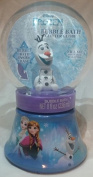 Frozen Bubble Bath Glitter Globe - Olaf