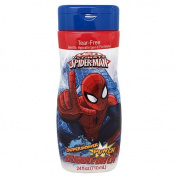 Tear-Free Bubble Bath, Superpower Punch 24 oz (710 ml) by The Amazing Spider-Man