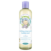 300ml Earth Friendly Baby Soothing Chamomile Bubble Bath