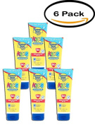 PACK OF 6 - Banana Boat Kids Sunscreen Lotion UVA/UVB Protection Broad Spectrum SPF 50, 240ml
