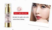 Double Colour Ice Cream Isolation Cushion BB CC Cream Breathable Liquid Concealer Foundation Face Primer Base Nude Makeup BIOAQUA