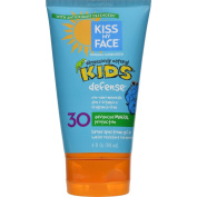 Kiss My Face Kids Sunblock Natural Mineral Lotion SPF 30 - 120ml
