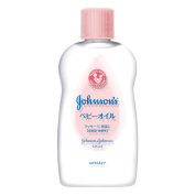 [Buying] J & J baby oil Faint Smell of 125ml ~ 2 set