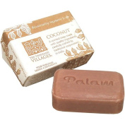 Naturally Scented Palm Oil Soap Bar 'Coconut Soap'