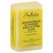 SheaMoisture 240ml Lemongrass Bar Soap