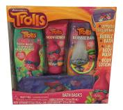 Trolls Bath Basics - Bubble Bath - Body Wash - Body Lotion