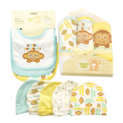 Baby Boy Bath Essentials Many Pieces Layette Gift Set