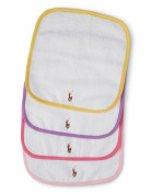RALPH LAUREN Baby Girl's Set-of-Four Terry Washcloths
