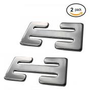 Sungrace Metal Seat Belt Locking Clip