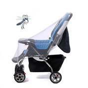 Universal Insect Mosquito Bug Safe Mesh Net Full Cover for Baby Cart Full Cover Mosquito Nets Cradles and Car Seats