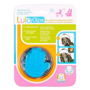 Lulaclips Seat Harness Clip - Blue