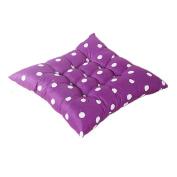 Doinshop 1PC Cotton Dot Pattern Car Seat Cushion Baby Buttocks Cover Mat Chair Pads