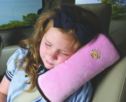 LWD Auto Pillow Car Safety Belt Protect,Children Baby Safety Strap Soft Headrest Neck Support Pillow Shoulder Pad for Car Safety Seatbelt