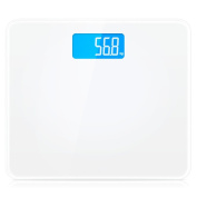 Intelligent Weight Scale Human Health Scale,White