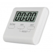 Kitchen Timer Large LCD Digital Count-Down Up Clock Loud Alarm Reminder By XXYsm