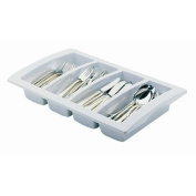 Araven J284 Stackable Cutlery Tray, 1/1 Gastro Sized