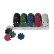 Roulette chips / Poker chips - Superior quality. 4 gramme / 40mm