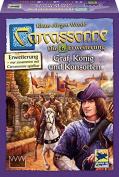 "Hans im Glück 122600cm Carcassonne - Count King & Robber"" Expansion 6 Strategic Game"