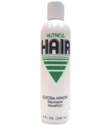 Nutress Hair Jojoba Hinoki Treatment Shampoo 8.oz