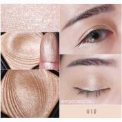YABINA Minerals Gel Waterproof 8 Colour Pigments Shimmer Eyeshadow Cream Palette