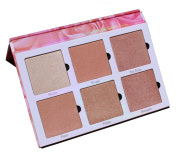 VIOLET VOSS ROSE GOLD HIGHLIGHTER PALETTE New