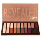 Coastal Scents Revealed Matte Eyeshadow Palette, 0kg